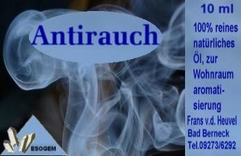 Antirauchöl - Ätherische Ölmischung