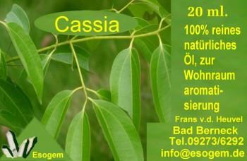 Cassiaöl 20 ml