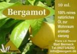 Bergamotteöl 10 ml