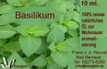 Basilikumöl 20 ml