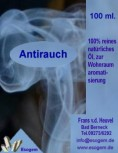 Antirauchöl - Ätherische Ölmischung 100 ml