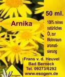 Arnikaöl 50ml