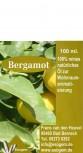 Bergamotteöl 100 ml