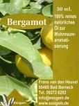 Bergamotteöl 50ml