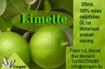 Limetteöl 20 ml