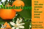 Mandarinöl 10 ml