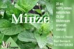 Minzöl 20 ml
