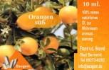 Orangenöl süß
