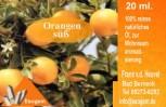 Orangenöl süß 20 ml