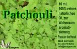 Patchouliöl 10 ml