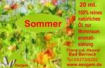 Sommeröl 20 ml