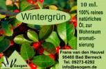 Wintergrün 10 ml